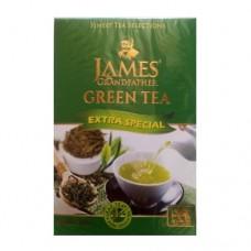 Чай James Grandfather Джеймс зеленый Special GP1 100г