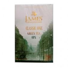Чай James Grandfather Джеймс зеленый ОРА 100г