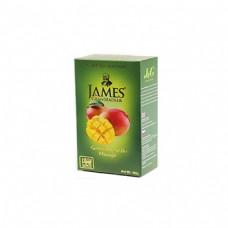 Чай James Grandfather Джеймс зеленый Манго ананас 100г