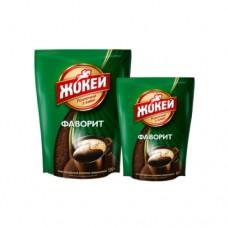 Кофе Жокей растворимый Фаворит 65г пакет