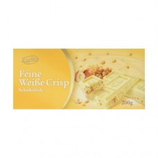 Шоколад Карина Karina Feine Weisse Crips белый 200г