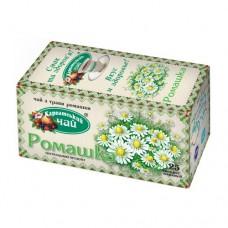 Чай Карпатский Ромашка 20 пакет