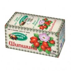 Чай Карпатский Шиповник 20 пакет
