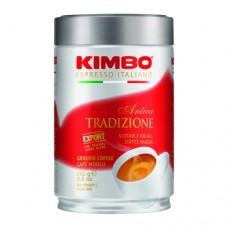 Кофе молотый КИМБО KIMBO Antica Tradizione 250г жесть банка