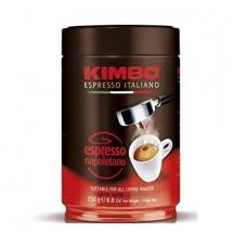 Кофе молотый КИМБО KIMBO Espresso Napoletano 250г жесть банка