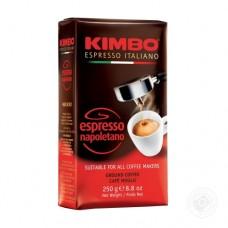 Кофе KIMBO Кимбо молотый Espresso Napoletano 250г