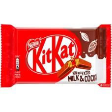 Шоколадный батончик Кит Кет Фингрес 45 грамм
