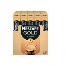 Кофе растворимый Nescafe Нескафе Голд Крема стик 2г
