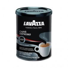 Кофе Lavazza Лавацца молотый Esspresso 250г жесть банка