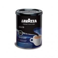 Кофе Lavazza Лавацца молотый Club 250г жесть банка