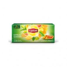 Чай Lipton Липтон зеленый Цитрус 25 пакет
