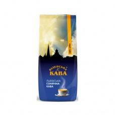 Кофе Львівська кава молотый Сонячна 100г