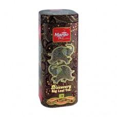 Чай черный Марго MARGO Discovery Big Leaf ОПА 300г жесть банка