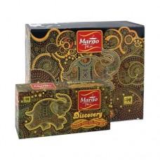 Чай черный Марго MARGO Discovery 100 пакетов