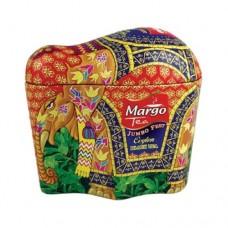 Чай черный Марго MARGO Fest Jumbo (Слон)FBOP100г жесть банка