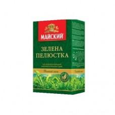 Чай Майский зеленый Зеленый лепесток 90г.
