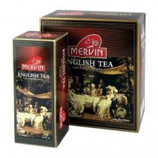 Чай черный Мервин Mervin 25 пакетов