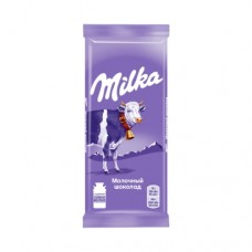 Шоколад Милка молочный 90г