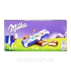 Шоколад Милка Milkinis 87,5г