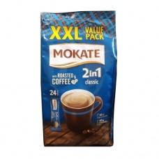 Кофейный напиток Mokate Мокате 2в1 Классик 24 стика по 14г