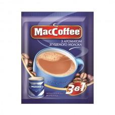 Кофе растворимый MacCoffee Маккофе Сгущенное молоко 3в1 20 пакет