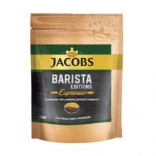 Кофе Якобс Монарх растворимый Barista Editions Espresso 150г пакет