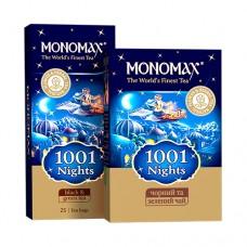 Чай Monomah Мономах 1001 ночь 90г
