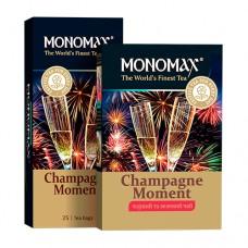 Чай Monomah Мономах Champagne Moment 80г