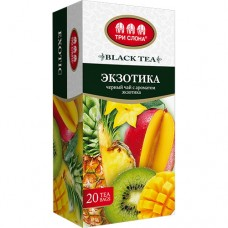 Чай Monomah Мономах Три слона Экзотика 20 пакетов