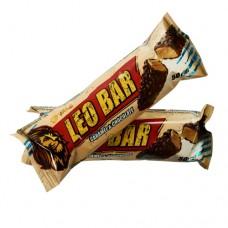 Шоколадный батончик Leo Bar с карамелью 50г