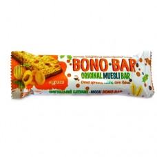 Шоколадный батончик мюсли Bono Bar с Курагой 40г