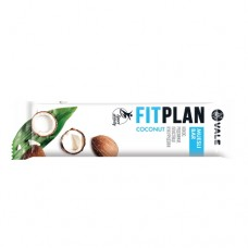 Шоколадный батончик мюсли FitPlan с кокосом 25г