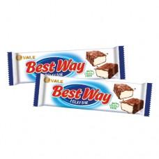 Шоколадный батончик Best Wey суфле 30г