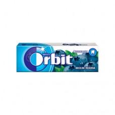 Жевательная резинка Orbit Орбит Голубика