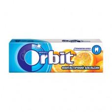 Жевательная резинка Orbit Орбит Фантастический апельсин