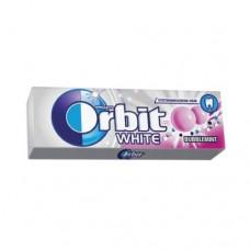 Жевательная резинка Orbit Орбит White Bubblemint