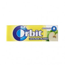 Жевательная резинка Orbit Орбит Яблоко