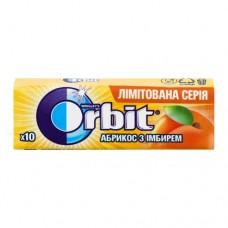 Жевательная резинка Orbit Орбит Абрикос имбирь