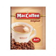 Кофе MacCoffee Маккофе растворимый 3в1 100 пакет