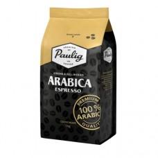 Кофе Paulig Паулинг зерно Arabica Espresso 1кг