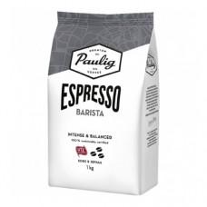 Кофе Paulig Паулинг зерно Arabica Espresso Barista 1кг
