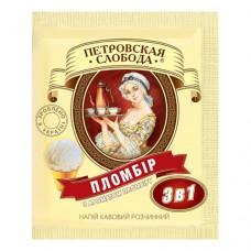 Кофе растворимый Петровская Слобода 3в1 пломбир 25 пакет