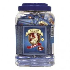 Кофе Петровская Слобода растворимый 3в1 крепкая 160 пакет пластиковая банка