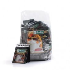 Чай Qualitea Кволити черный Английский завтрак 100 пакетов в прозрачной пленке