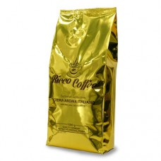 Кофе Ricco Рико Crema Aroma Italiano 1кг зерно