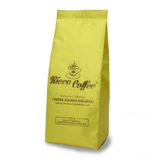 Кофе Ricco Рико Crema Aroma Italiano 225г молотый