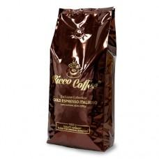Кофе Ricco Рико Gold Espresso Italiano 1кг зерно