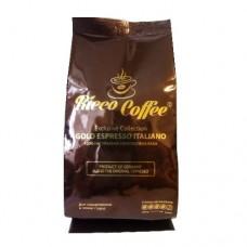 Кофе Ricco Рико Gold Espresso Italiano 75г молотый
