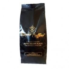 Кофе Ricco Рико Super Aroma Black 250г зерно