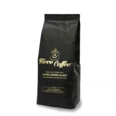 Кофе Ricco Рико Super Aroma Black 225г молотый